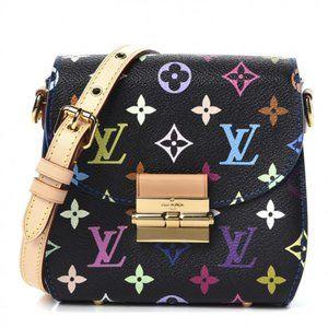 Louis Vuitton Multicolore Heartbreaker black bag